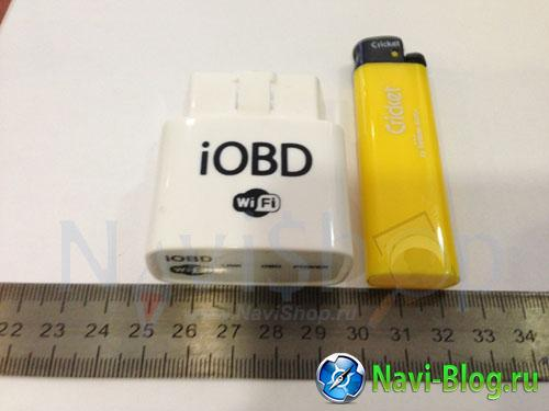 Диагностика двигателя через WI FI с выводом на дисплей GPS навигатора NaviPilot DROID. | OBDII OBD2 Navipilot Droid iOBD