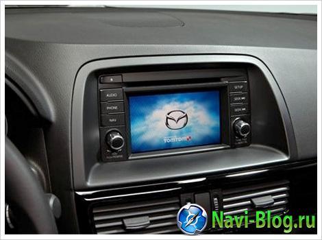 Новое устройство TomTom позволит получать доступ к информации об автомобиле через смартфон | Штатное головное устройство Автомагнитола TomTom LINK 100 TomTom