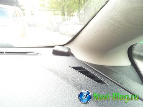 Пример инсталляции Android автомагнитолы Ca Fi на Ford S Max |