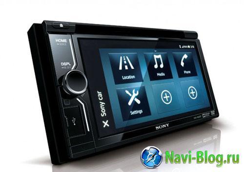 IFA 2013: Информационная система Sony AV Center будет использовать навигацию от TomTom |