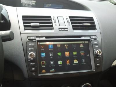 Android Магнитола Ca-Fi для Mazda 3 New