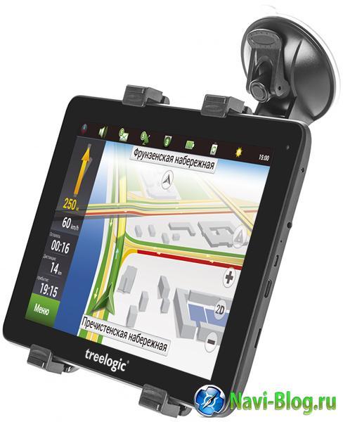 GPS планшет Treelogic Gravis 97 с 3G GPS и двумя SIM картами. | Навигация навигатор Treelogic Gravis 97 Treelogic GPS устройства GPS навигация gps навигатор