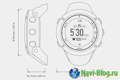 Анонсированы GPS часы Suunto Ambit2 S в белом корпусе | часы с GPS Suunto Ambit2 S Suunto
