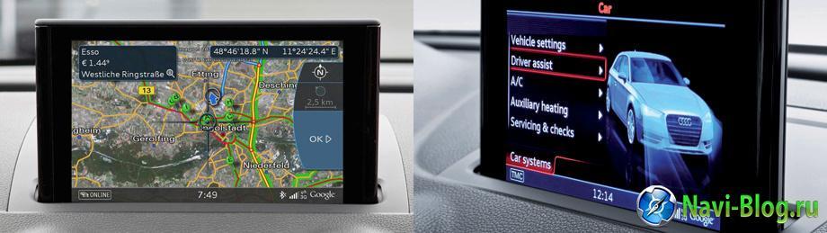 Шесть автомобильных компаний внедрят платформу Android в своих автомобилях   штатная автомагнитола Автомагнитола на Андройд Автомагнитола на Android Автомагнитола