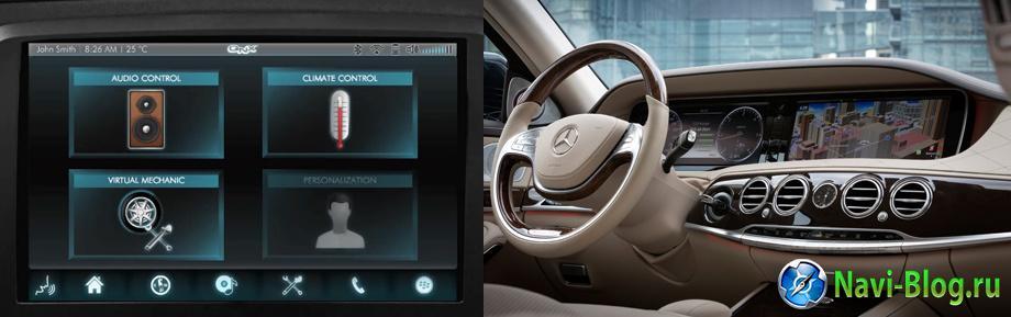 Ford поменяет платформу от Microsoft на продукт BlackBerry | QNX MyFord Touch Microsoft Embedded Automotive Ford SYNC BlackBerry