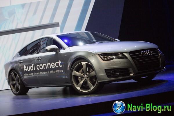 Автотехнологии на шоу электроники CES 2014 в Лас Вегасе   Автотехнологии Автомобильная навигация SOCA Parrot P7 CES 2014