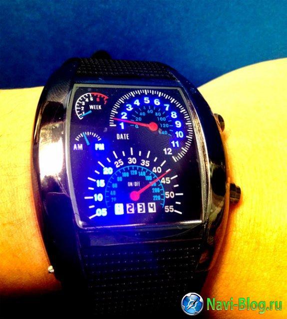 Часы для мужчин:   стильные часы спидометр, для любителей скорости!   часы для мужчин умные часы Speedometer