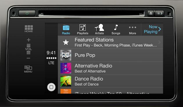 Модели Hyundai Sonata 2015 года обзаведутся CarPlay | автомагнитола на iOS Автомагнитола Hyundai CarPlay