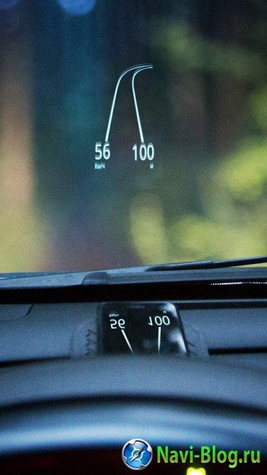 Hudway BETA для ОС Android | проекция на лобовое стекло HUDWAY HUD панель HUD Head Up Display