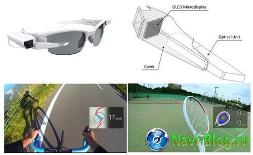 Sony на выставке CES 2015 представит модуль, превращающий обычные очки в смарт устройство |