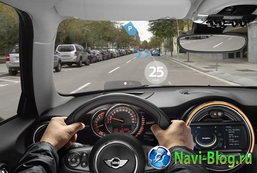 BMW представила очки дополненной реальности |