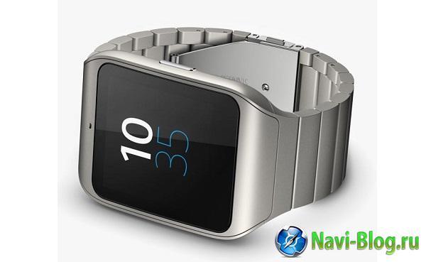 Sony оценила стальную версию умных часов SmartWatch 3 в 243 евро |