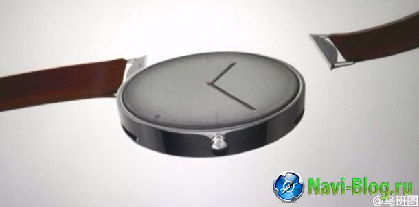Появилось изображение умных часов Moto 360 второго поколения  