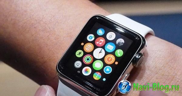 Международные продажи умных часов Apple Watch стартовали |