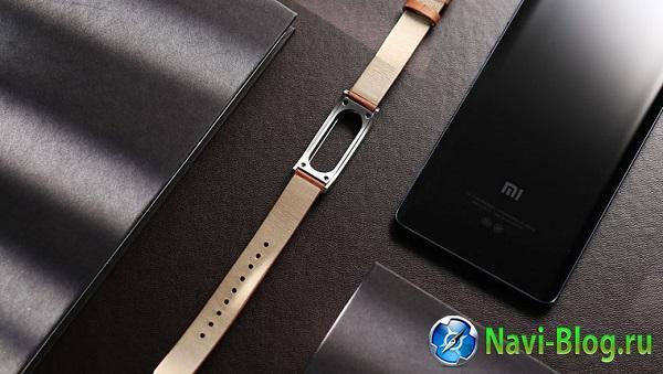 Xiaomi представила обновленный фитнес браслет Mi Band |