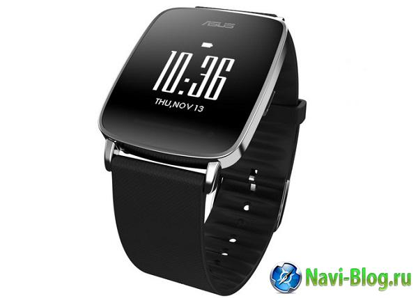 Asus создала смарт часы VivoWatch с автономностью до 10 суток  