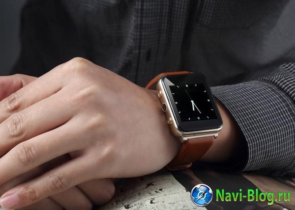 Смарт часы FlyShark получат встроенную камеру  