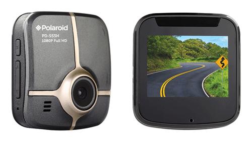 CES 2015: Polaroid представит видеорегистраторы с GPS и дорожными оповещениями |