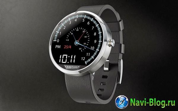 Смарт часы Samsung Gear A будут поддерживать 3G и голосовую связь |