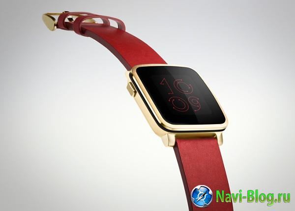 Pebble Time Steel – новая версия умных часов   умные часы Pebble умные часы smart watch Pebble Time Steel Pebble