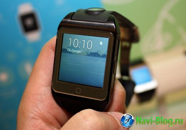 MediaTek выпустила прототипы «умных» часов на базе Android Wear  