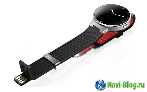Умные часы Alcatel OneTouch Watch доступны для предзаказа в России |