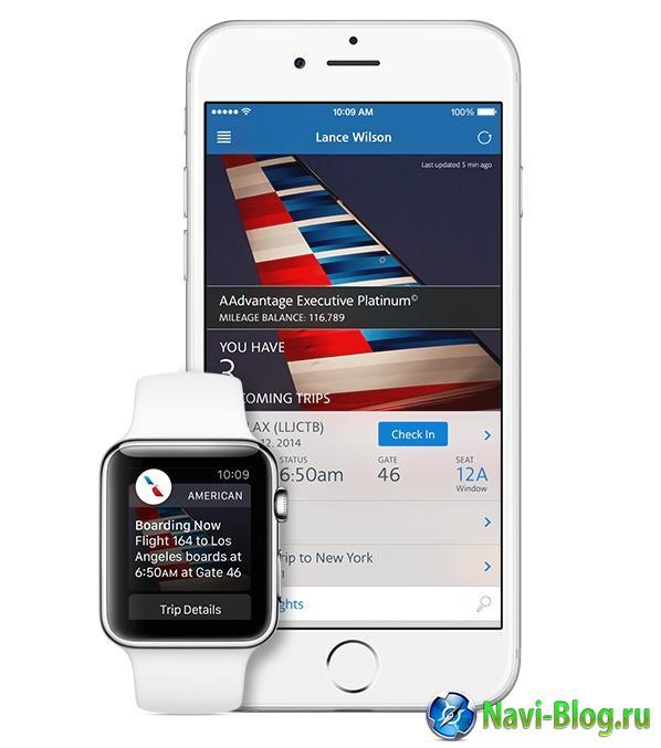Apple WatchKit позволяет разработчикам создавать приложения для Apple Watch |