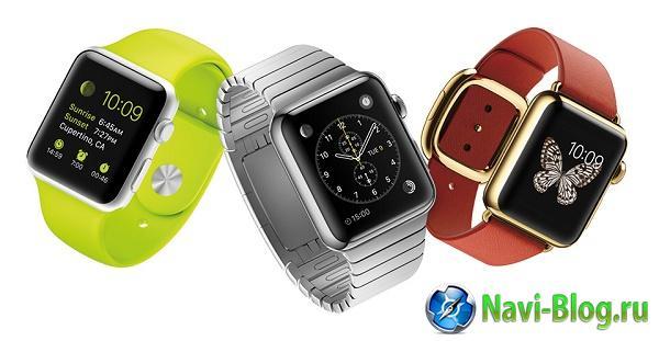 Пользователям смарт часов Apple Watch будет доступно лишь 2 Гб памяти из 8 Гб |