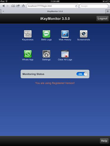 iKeyMonitor для iPhone обзавелся GPS трекингом |