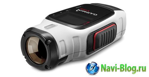 Garmin представила новую модель экшн камеры VIRB Elite с поддержкой GPS |
