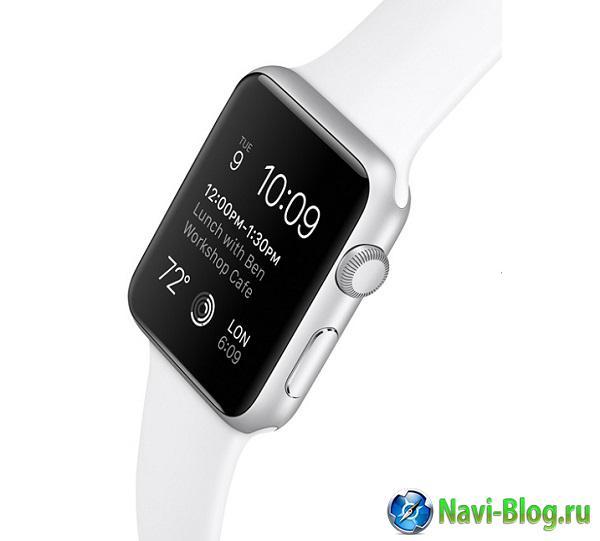 Первоначально часы Apple Watch можно будет приобрести только по предварительным заказам  