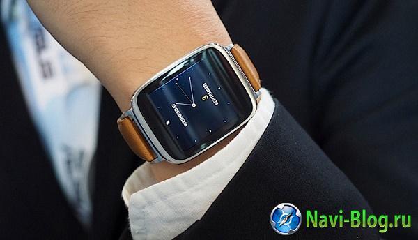 Asus выпустит умные часы ZenWatch 2 в 2016 году |