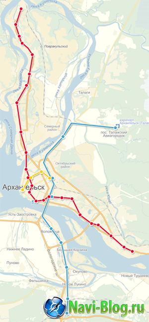 Яндекс.Карты: виртуальное метро  