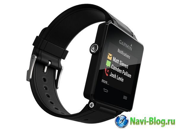 Garmin Vivoactive – GPS часы для пользователей, ведущих активный образ жизни | Умные часы garmin умные часы Смарт часы Garmin смарт часы Vivoactive smart watches smart watch garmin