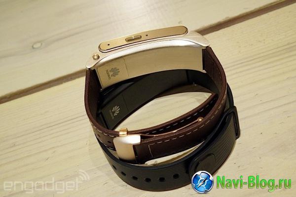 Анонсирован фитнес браслет Huawei TalkBand B2  