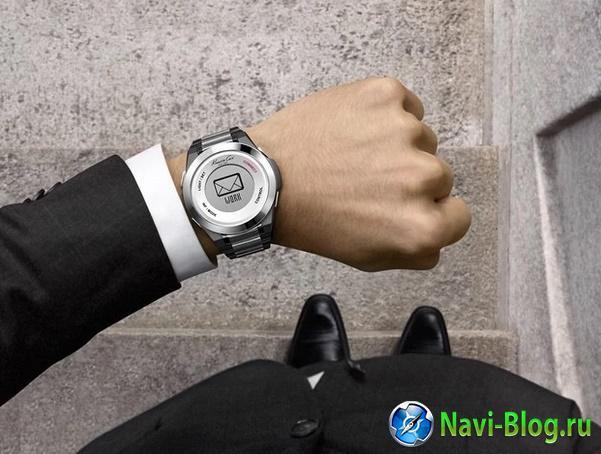 Умные часы Connect Kenneth Cole будут предлагаться в 12 вариантах |