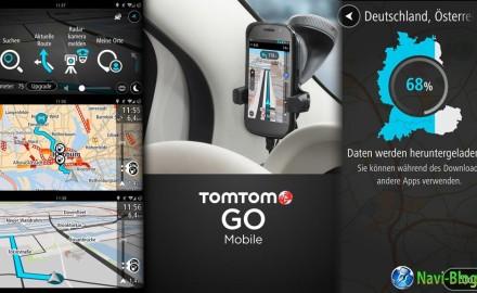 Скачать Tom Tom Навигатор Для Андроид