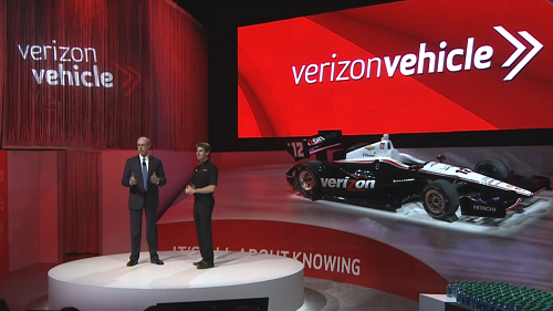 Verizon выпустит новую автомобильную платформу Vehicle |