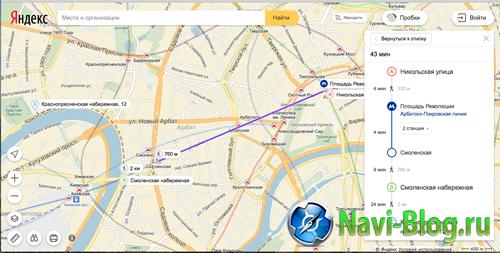 Яндекс.Карты получили новый интерфейс и функцию редактирования |