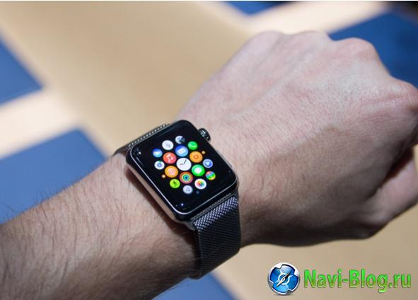Умные часы Apple Watch 2 не будут зависеть от смартфона |