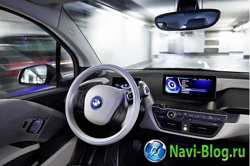Автопроизводители демонстрируют технологии будущего. Мини обзор |