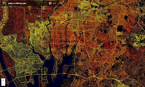 Дорожные карты позволяют оценить примерную картину рельефа местности |