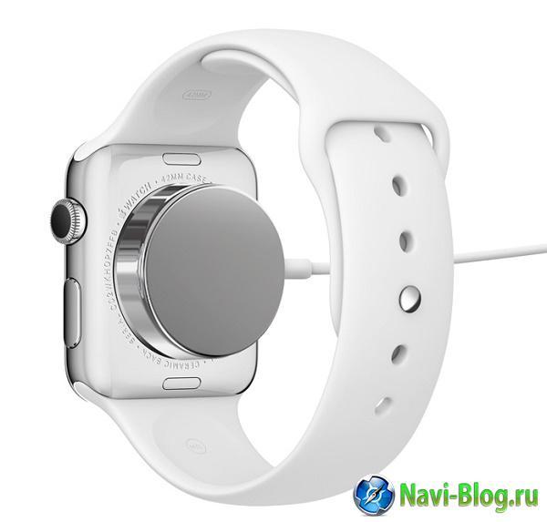 Официально представлены «умные» часы Apple Watch |