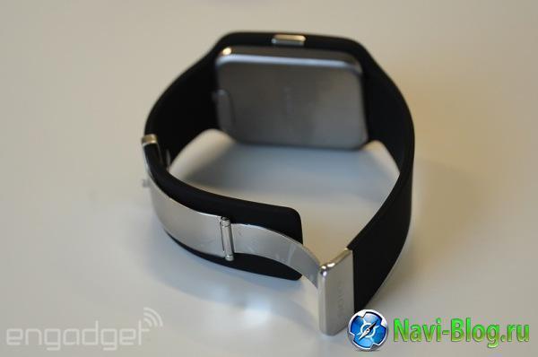 IFA 2014: Sony представляет умные часы SmartWatch 3 с трансрефлективным экраном и ОС Android Wear  