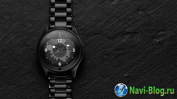 В семействе «умных» часов ожидается пополнение – модель Olio Model One |