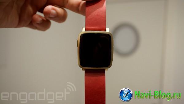 Pebble Time Steel – новая версия умных часов  