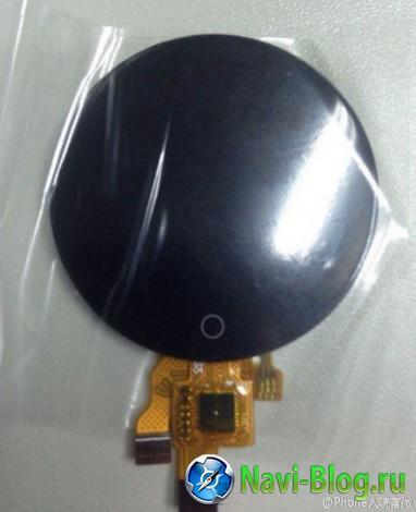 В Сети засветились смарт часы Meizu Blue Charm с круглым экраном |