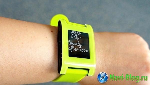 Обновление для смартчасов Pebble принесло поддержку оповещений Android Wear | экстравагантные гаджеты умные часы Pebble умные гаджеты спортивные гаджеты программы для Android гаджетов гаджеты для Android гаджеты гаджет