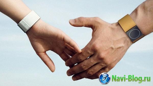 Смарт браслет Embrace способен контролировать уровень стресса |