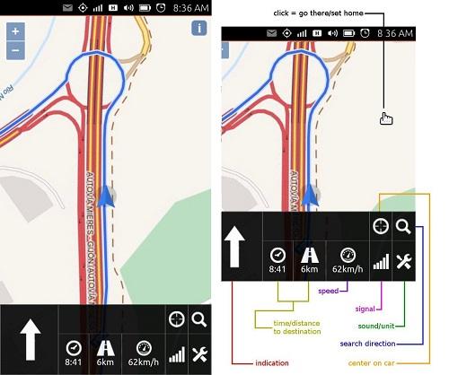 Ubuntu телефоны получили собственную GPS навигацию  